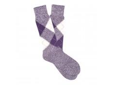 Chaussettes avec motifs argyle Palatino | Uppersocks.com