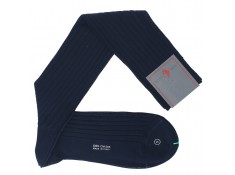 Discover the Navy blue Sozzi calze socks | Uppersocks.com