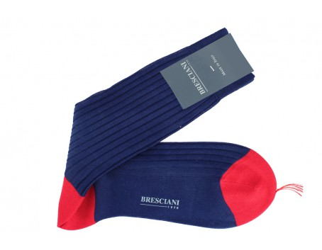 Bresciani Bleu - Rouge