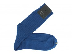Wool socks blue | Uppersocks.com