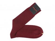 Chaussettes bordeaux, pour les plus élégants | Uppersocks.com