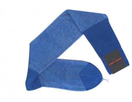 Calzificio Palatino Bleu roi