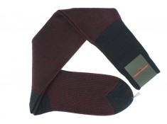 Ces chaussettes Palatino sont en laine Mérinos 100% | Uppersocks.com