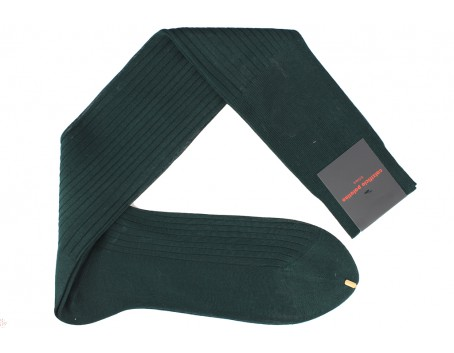 Calzificio Palatino Hunter green