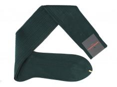 Chaussettes mi-bas Palatino fil d'écosse vert