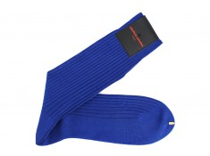 Chaussettes Bleue Royal Homme | Uppersocks.com