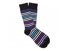 Pantherella cotton lisle socks mauve | Uppersocks.com