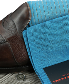 Knee-high-socks for man. The finest brands with Upper socks