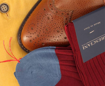 Calzificio Palatino - Luxury socks - Rome Italy