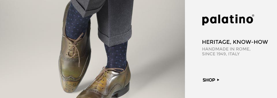 Calzificio Palatino - Luxury socks for man