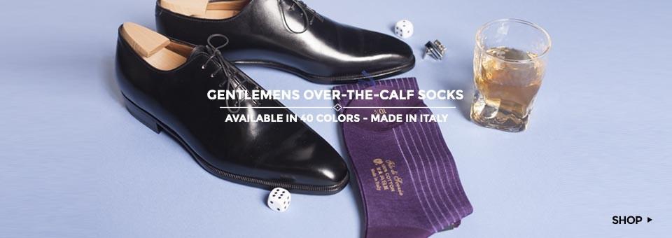 wool socks cotton lisle socks